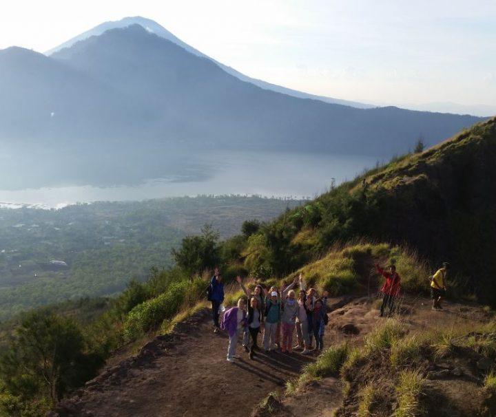 Baturo ugnikalnį