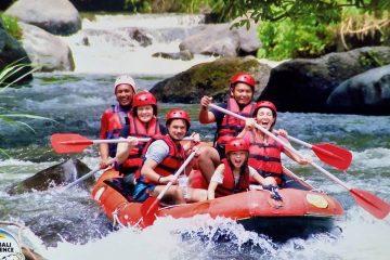 Ajung kalnų upė