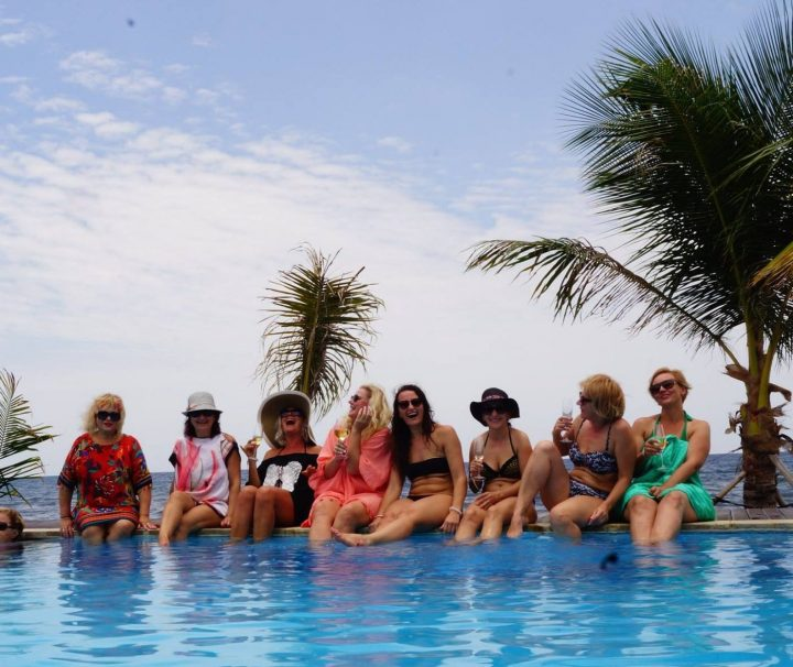Moteriškos atostogos